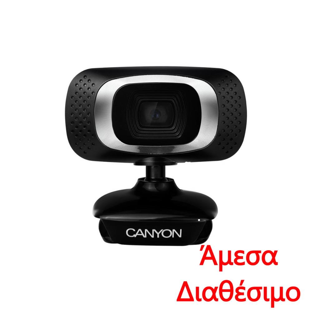 Canyon - 720P HD webcam CNE-CWC3N