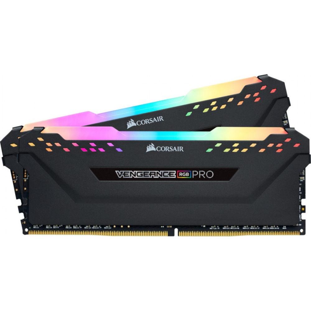 Corsair RAM VENGEANCE RGB PRO DDR4 3200MHz 16GB Kit (2 x 8GB)