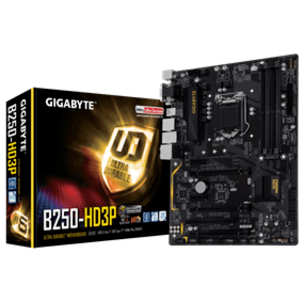 Μητρική (Motherboard) Gigabyte B250-HD3P