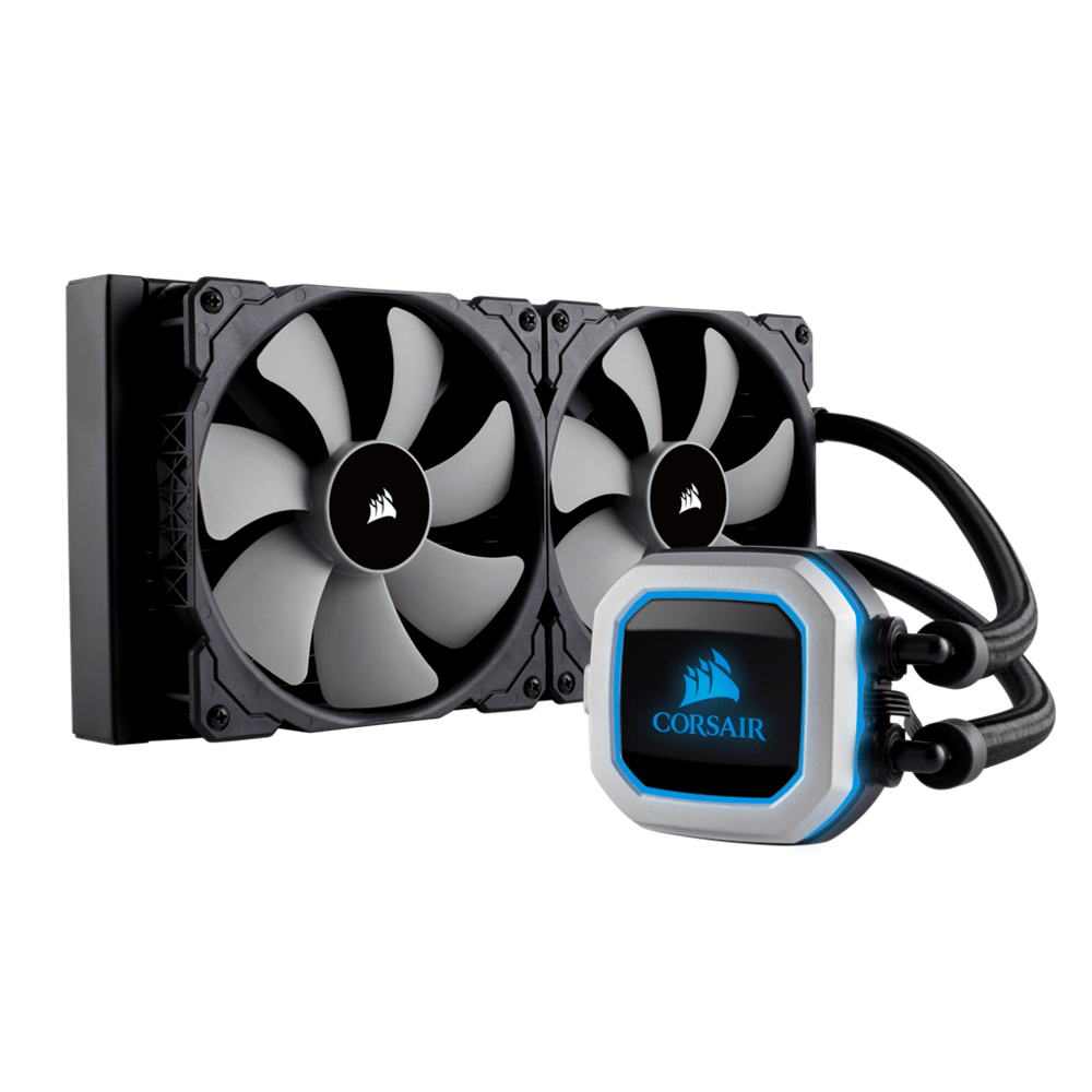 CPU Corsair Liquid Cooling H115i RGB