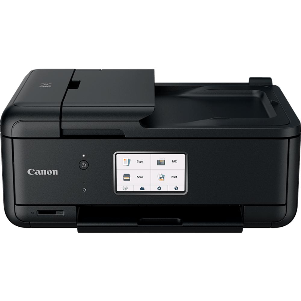 Πολυμηχάνημα Inkjet CANON PIXMA TR8550 BLACK