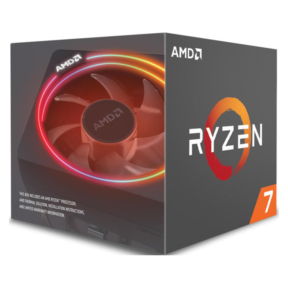 (CPU) AMD Ryzen 7 2700X