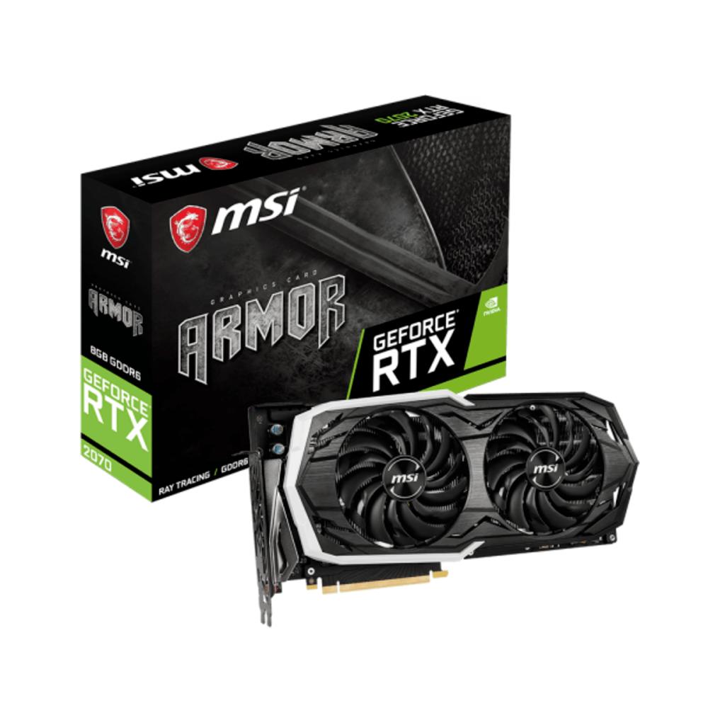Κάρτα Γραφικών (VGA) Nvidia MSI GeForce RTX 2070 Armor